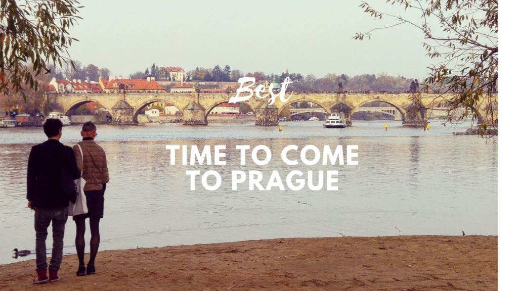 best time to come to prague